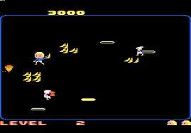Food Fight per Atari 2600