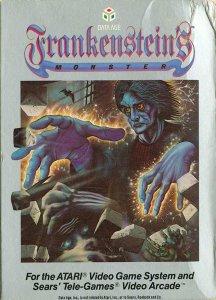 Frankenstein's Monster per Atari 2600