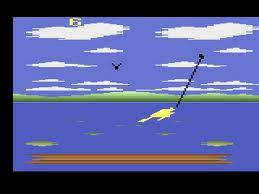 Frog Pond per Atari 2600