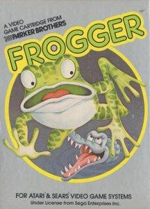 Frogger per Atari 2600