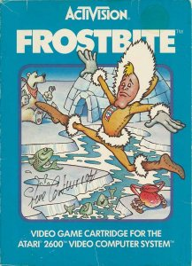 Frostbite per Atari 2600