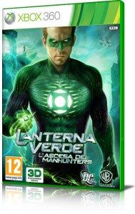 Lanterna Verde: L'Ascesa dei Manhunters per Xbox 360