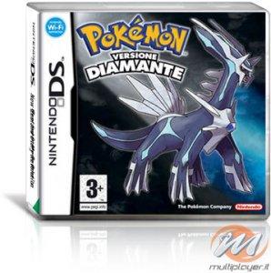 Pokémon Diamante per Nintendo DS