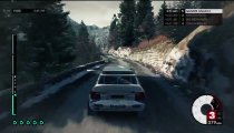 DiRT 3 - Gameplay del Monte Carlo Track Pack