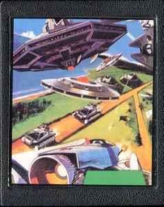F-18 vs. Aliens per Atari 2600