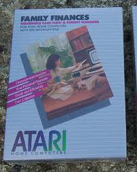 Family Finances per Atari 2600