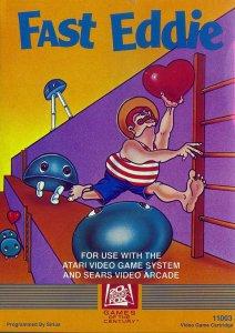 Fast Eddie per Atari 2600