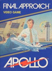 Final Approach per Atari 2600