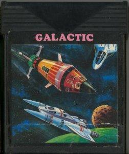 Galactic per Atari 2600