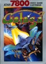 Galaga per Atari 2600