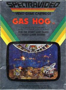 Gas Hog per Atari 2600