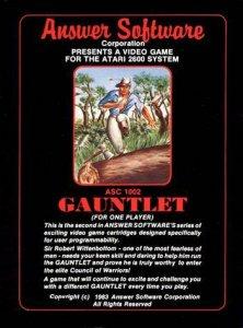 Gauntlet per Atari 2600