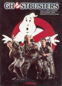 Ghostbusters: Il Videogioco per Atari 2600