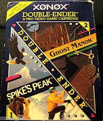 Ghost Manor per Atari 2600