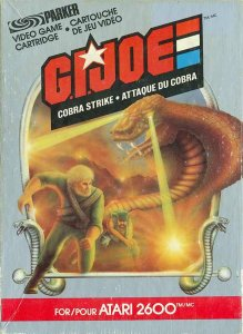 G.I. Joe: Cobra Strike per Atari 2600