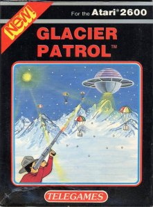 Glacier Patrol per Atari 2600