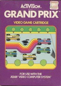 Grand Prix per Atari 2600