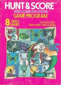 Hunt & Score per Atari 2600