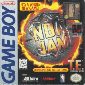NBA Jam: Tournament Edition per Game Boy