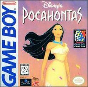 Pocahontas per Game Boy