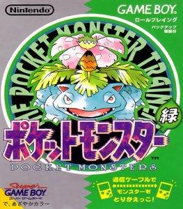 Pokémon Green per Game Boy