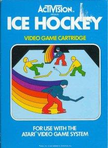 Ice Hockey per Atari 2600