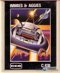 Immies & Aggies per Atari 2600