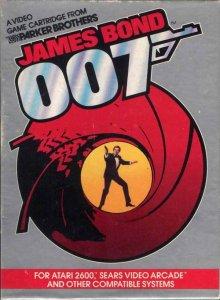 James Bond As Seen In Octopussy per Atari 2600