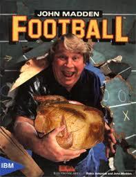 John Madden Football per Atari 2600