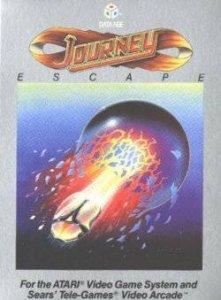 Journey Escape per Atari 2600