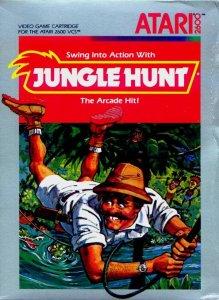 Jungle Hunt per Atari 2600