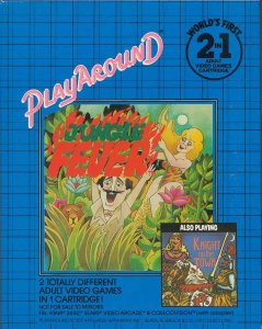 Jungle Fever per Atari 2600