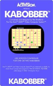 Kabobber per Atari 2600
