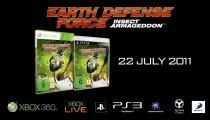 """Earth Defence Force - Trailer """"distruttivo"""""""