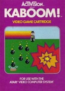 Kaboom! per Atari 2600