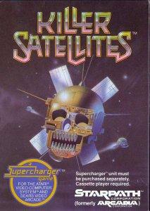 Killer Satellites per Atari 2600