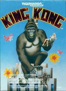 King Kong (1982) per Atari 2600