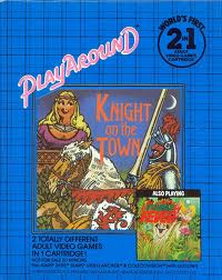 Knight On The Town per Atari 2600