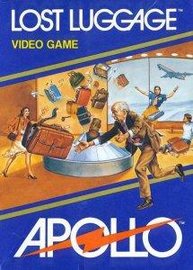 Lost Luggage per Atari 2600