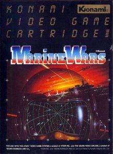 Marine Wars per Atari 2600