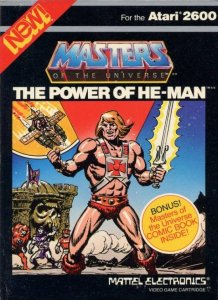 Masters of the Universe: Power of He-Man per Atari 2600