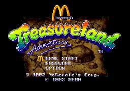 McDonald's Treasure Land Adventure per Atari 2600