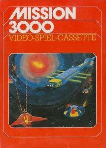 Mission 3000 A.D. per Atari 2600
