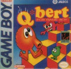 Q*bert per Game Boy