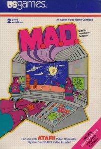 MAD per Atari 2600