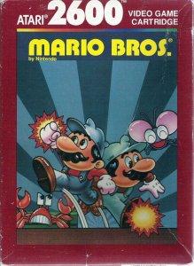 Mario Bros. per Atari 2600
