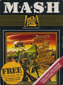 M*A*S*H per Atari 2600