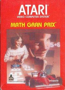 Math Gran Prix per Atari 2600