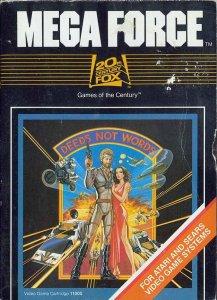 Megaforce per Atari 2600