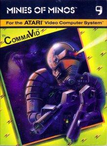 Mines of Minos per Atari 2600